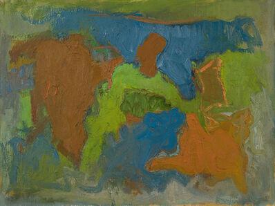 Esteban Vicente, 'NO. 7', 1961