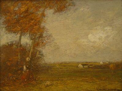 J. Francis Murphy, 'Last of the Oaks', 1921