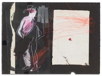 Fritz Scholder, 'Future Marks (Plate VI)', 1993