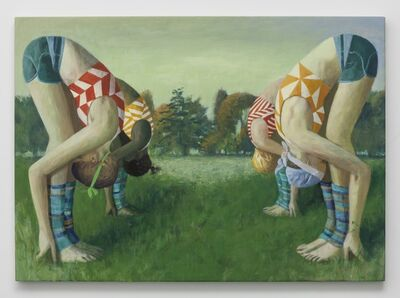 Benjamin Senior, 'Healing Fields', 2012