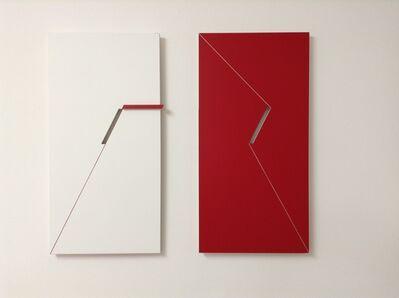 Macaparana, 'Untitled, Diptic', 2014