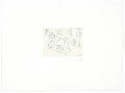 Henri Matisse, 'Nu couché. Intérieur à la lampe vénitienne', 1929