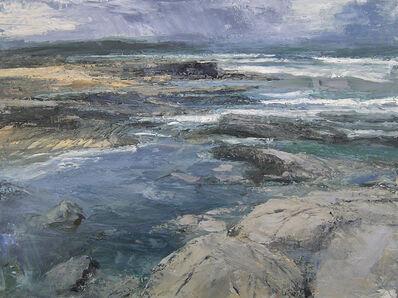 Donald Teskey, 'Shoreline II', 2015