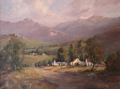 Anton Benzon, 'Cape Cottages', ca. 2012