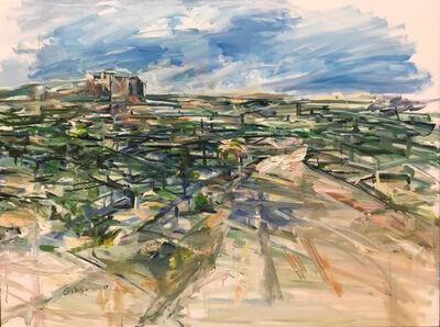 Fran Lightman Gibson, 'Unstructured Landscape'