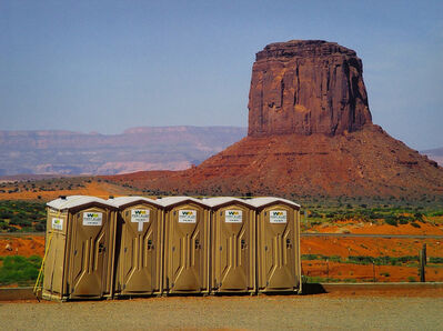 Bill Owens, 'Monument Valley', 2006