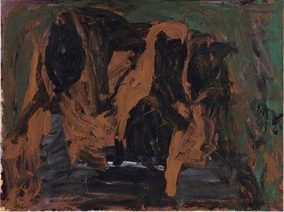 Philip Guston, 'Sleeper III'