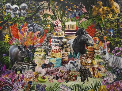 Christina Nicodema, 'Beast Garden', 2020