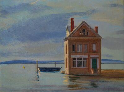 Àlex Prunés, 'Casa en un estany', 2019