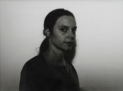 Ed Templeton, 'Untitled (portrait of a girl)', 2003