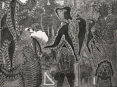 William Cummins, 'A Stitch in Time', 2001
