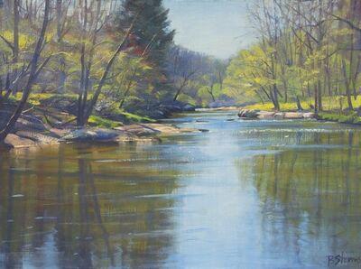 Bradley Stevens, 'Springtime on the Rappahannock', 2018
