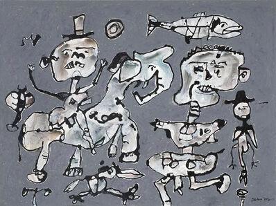 Alden Mason, 'Elephant Rider', 2005