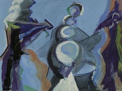 Judith Godwin, 'White Support', 1988