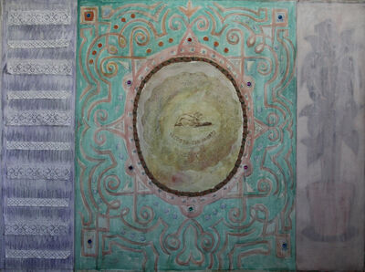 Asad Azi, 'Dead Bird', 1994-2016