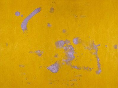 John Latham (1921-2006), 'Ben', 2004