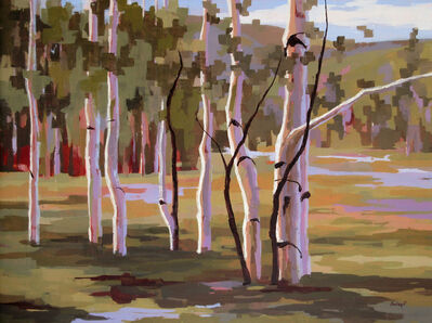 Hadley Rampton, 'Verano', 2016