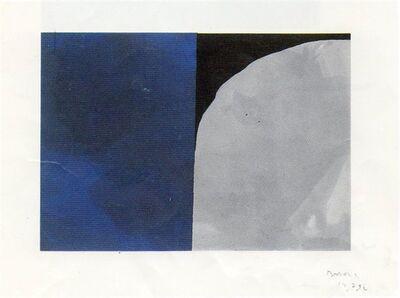 Alfons Borrell, 'Paisatge 3', 1992