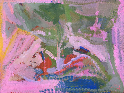 Emily Kame Kngwarreye, 'Alalgura Country', 1993