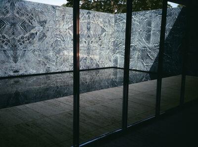 Shelagh Keeley, 'Barcelona Pavilion VIII', 1986/2012