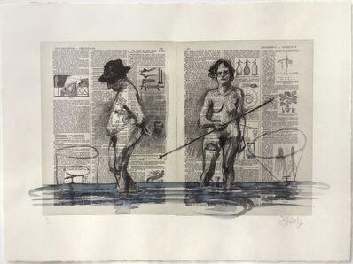 William Kentridge, 'Spectrometre', 2000