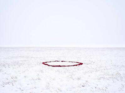 Alfredo de Stefano, 'Mogol circle', 2013