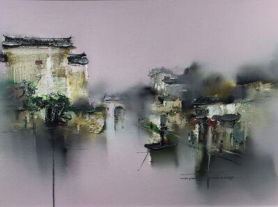 Gao Xiao Yun 高小云, '春韵之一 Spring Ryhme', 2017