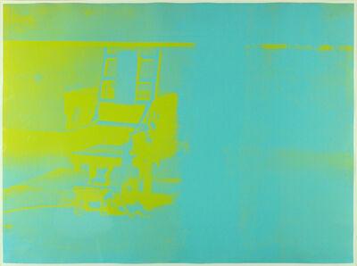 Andy Warhol, 'Electric Chair (FS II.77)', 1971