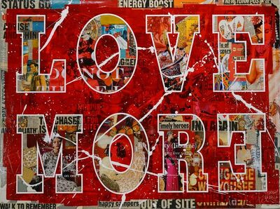 Peter Tunney, 'Love More', 2021
