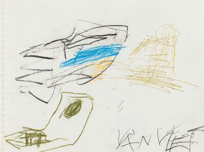 """Don Van Vliet, '""""Untitled""""', 1999"""