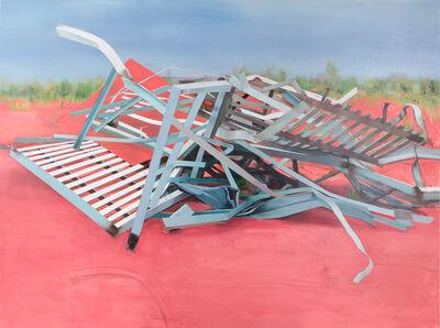 Thuy-Van Vu, 'Fragments (Barbara Place, Jersey City)', 2008