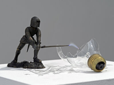 Michel de Broin, 'Overpower', 2013