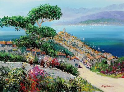 Kerry Hallam, 'St Tropez ', 2010