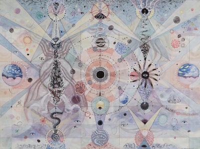 "Solange Knopf, 'Serie ""Cosmos"" No. 2', 2018"