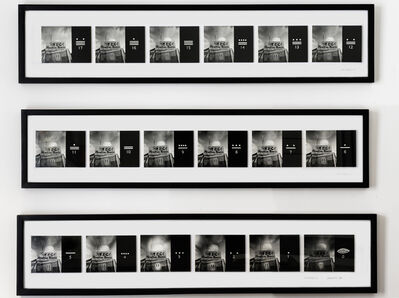 Leandro Katz, 'Self-Hypnosis', 1973
