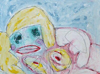 Adam Handler, 'Reclining Nude Study', 2019