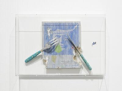 Thomas Broomé, 'Eaten While Eating (V)', 2019