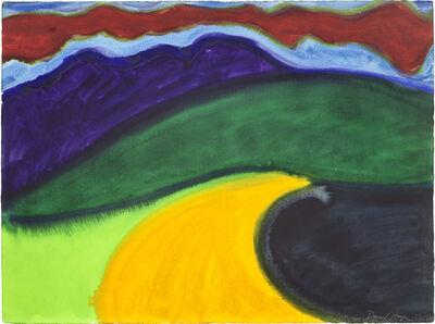 David Hayes, 'Vermont Hill', 2006