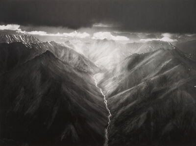 Sebastião Salgado, 'The Eastern Part of the Brooks Range, Arctic National Wildlife Refuge, Alaska, USA', 2009