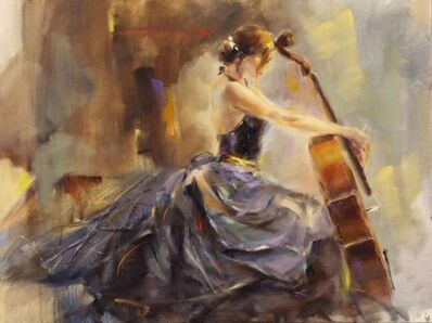 Anna Razumovskaya, 'Intermission II - Artist Proof', ca. 2017