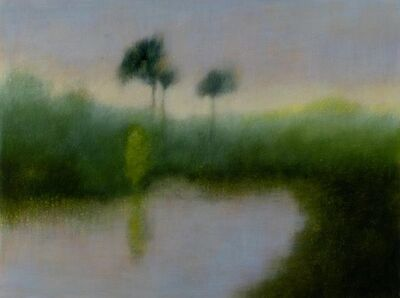 Judith Judy, 'Four Trees', 2020