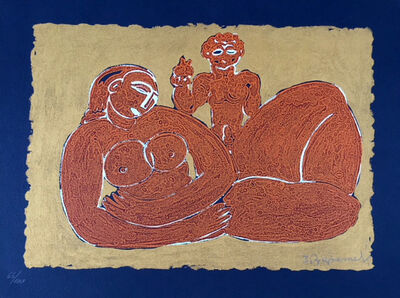 Zurab Konstantinovich Tsereteli, 'Untitled', 2001