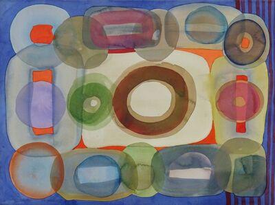 Amaranth Ehrenhalt, 'Circles', 1968