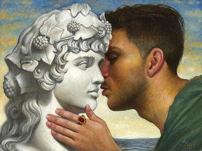 Bruno Surdo, 'The Hidden Love of Hadrian and Antinous', 2020