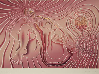 Judy Chicago, 'Birth Tear/Tear', 1985