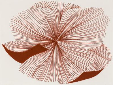 Najia Mehadji, 'Fleur de grenade', 2002
