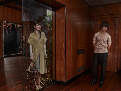 Julia Fullerton-Batten, 'Glass Door', 2011