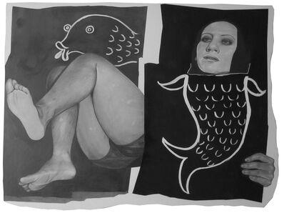 Hugo Crosthwaite, 'Untitled (Fish)', 2012