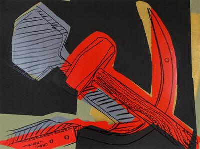 Andy Warhol, 'Hammer & Sickle', 1977