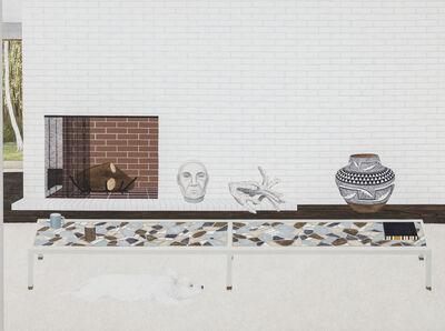 Becky Suss, 'Living Room (Yogi 2)', 2013